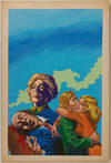 View Image 103 of 127 for Archive of Original Mexican Pulp Cover Art Gouaches and Corresponding Mini-Comics Inventory #25408