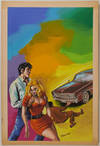 View Image 107 of 127 for Archive of Original Mexican Pulp Cover Art Gouaches and Corresponding Mini-Comics Inventory #25408