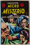View Image 111 of 127 for Archive of Original Mexican Pulp Cover Art Gouaches and Corresponding Mini-Comics Inventory #25408