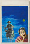 View Image 114 of 127 for Archive of Original Mexican Pulp Cover Art Gouaches and Corresponding Mini-Comics Inventory #25408