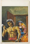 View Image 116 of 127 for Archive of Original Mexican Pulp Cover Art Gouaches and Corresponding Mini-Comics Inventory #25408