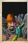 View Image 15 of 127 for Archive of Original Mexican Pulp Cover Art Gouaches and Corresponding Mini-Comics Inventory #25408