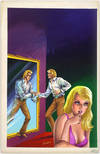 View Image 23 of 127 for Archive of Original Mexican Pulp Cover Art Gouaches and Corresponding Mini-Comics Inventory #25408