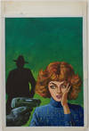 View Image 36 of 127 for Archive of Original Mexican Pulp Cover Art Gouaches and Corresponding Mini-Comics Inventory #25408