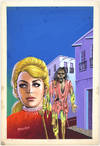 View Image 5 of 127 for Archive of Original Mexican Pulp Cover Art Gouaches and Corresponding Mini-Comics Inventory #25408