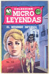 View Image 6 of 127 for Archive of Original Mexican Pulp Cover Art Gouaches and Corresponding Mini-Comics Inventory #25408