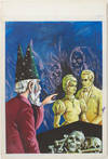 View Image 65 of 127 for Archive of Original Mexican Pulp Cover Art Gouaches and Corresponding Mini-Comics Inventory #25408