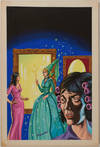 View Image 73 of 127 for Archive of Original Mexican Pulp Cover Art Gouaches and Corresponding Mini-Comics Inventory #25408