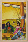 View Image 75 of 127 for Archive of Original Mexican Pulp Cover Art Gouaches and Corresponding Mini-Comics Inventory #25408