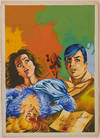 View Image 83 of 127 for Archive of Original Mexican Pulp Cover Art Gouaches and Corresponding Mini-Comics Inventory #25408