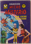 View Image 89 of 127 for Archive of Original Mexican Pulp Cover Art Gouaches and Corresponding Mini-Comics Inventory #25408
