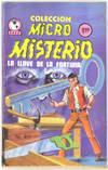View Image 10 of 127 for Archive of Original Mexican Pulp Cover Art Gouaches and Corresponding Mini-Comics Inventory #25408