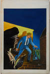 View Image 93 of 127 for Archive of Original Mexican Pulp Cover Art Gouaches and Corresponding Mini-Comics Inventory #25408