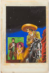 View Image 96 of 127 for Archive of Original Mexican Pulp Cover Art Gouaches and Corresponding Mini-Comics Inventory #25408