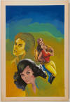 View Image 97 of 127 for Archive of Original Mexican Pulp Cover Art Gouaches and Corresponding Mini-Comics Inventory #25408