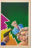 View Image 99 of 127 for Archive of Original Mexican Pulp Cover Art Gouaches and Corresponding Mini-Comics Inventory #25408