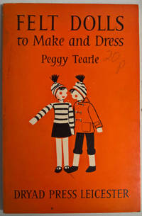 Felt Dolls to Make and Dress