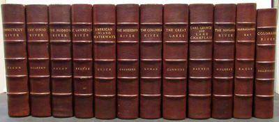 New York: G.P. Putnam's Sons, 1904 - 1910. First editions but two. Group of 12 titles uniformly boun...