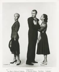 image of Vertigo (Original press photograph from the 1958 film)