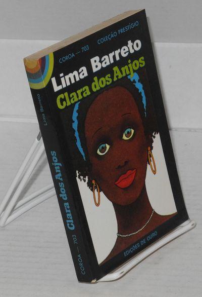 Rio de Janeiro: Edições de Ouro, . Paperback. 282p., wraps. Novel by the mixed-race satirist.