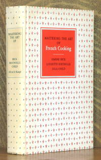 image of MASTERING THE ART OF FRENCH COOKING [SIGNED BY JULIA CHILD]