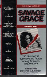 image of Savage Grace True Story of Obession and Murder Among America's Ver, Very  Rich