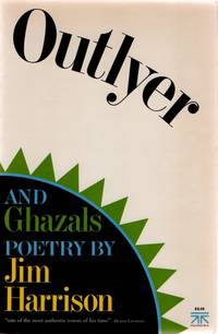 Outlyer and Ghazals. POETRY