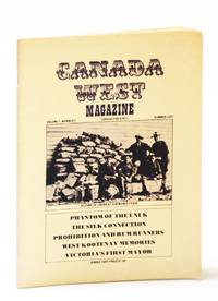 Canada West Magazine (Collector's #27, Volume 7, Number 2, Summer 1977