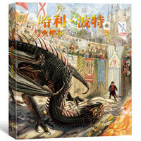image of Harry Potter and the Goblet of Fire (full color picture book)(Chinese Edition)