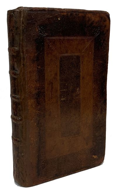 London: Printed in the Year, 1752, 1752 Contemporary brown sheep, ruled and stamped in blind. Engrav...
