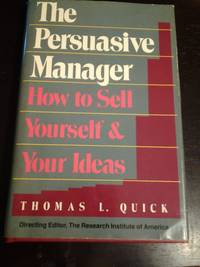 The Persuasive Manager
