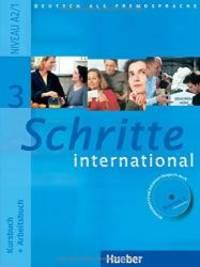 Schritte International: Kursbuch Und Arbeitsbuch 3 MIT CD Zum Arbeitsbuch (German Edition)
