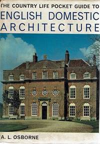The Country Life Guide To English Domestic Architecture