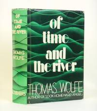 Of Time and the River; A Legend of Man's Hunger in His Youth