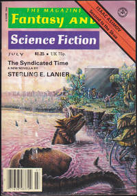 The Magazine of Fantasy and Science Fiction, July 1978 (Vol 55, No 1)
