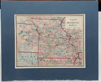 image of [Map] J. H. Colton's Map of Missouri, and Kansas