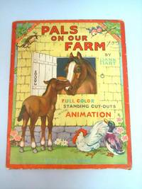 Pals on the Farm Full Color Standing Cut-Outs With Animation