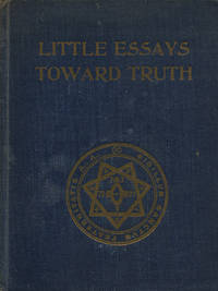 Aleister crowley little essays towards truth history of scotland essay