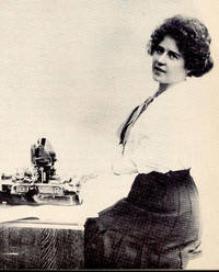 image of The wonderful writing machine. [Girl in the office -- The wonderful writing machine -- Burt's necessity -- By Jingo! It prints -- The 1881 Revolution -- Inventors are never satisfied -- Salesmen and thieves -- Race against time -- No longer funny -- Portables by parachute -- Adjuster at work -- Quality counts]