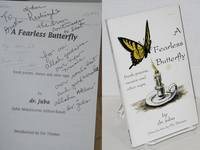 A fearless butterfly; fresh poems, muses and utter raps, introduction by Piri Thomas