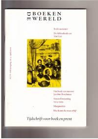 SUN 16de Jahrgang, Nr.4, April 2000: De Bibliotheek Van Van Lier, Het Boek  Van Meester Jacobus...