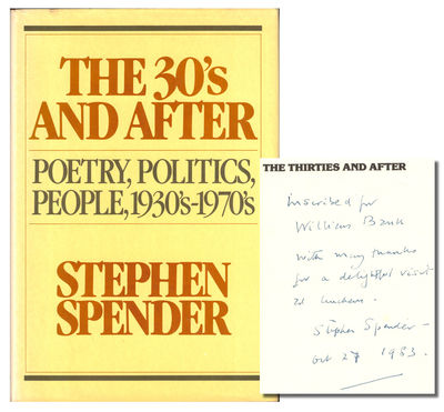 NY: Random House, 1978. Hardcover. Very good. First Edition. xiv, 236pp. Light foxing to top edge of...