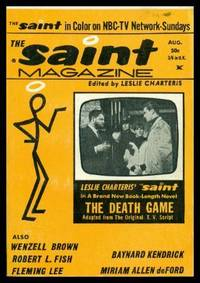 THE SAINT - Volume 25, number 4 - August 1967