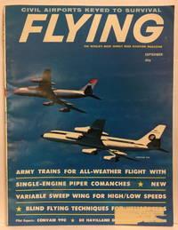 Flying, September, 1961, Volume 69, Number 3
