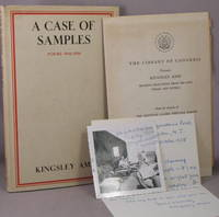A Case of Samples: Poems 1946-1956.