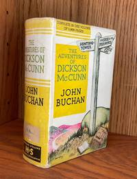 THE ADVENTURES OF DICKSON McCUNN (Huntingtower, Castle Gay, The House of the Four Winds)