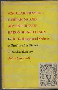 image of Singular Travels, Campaigns and Adventures of Baron Munchausen.