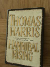 Hannibal Rising      **1st edition/1st printing**