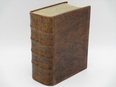 Tiguri (Zurich).: Davidis Gessneri., 1683 . Contemporary full tree calf, raised bands, no spine titl...