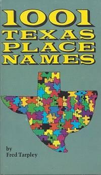 1001 Texas Place Names